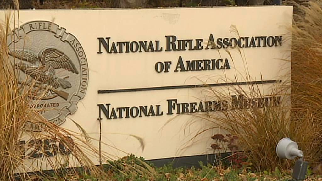 Národní asociace držitelů střelných zbraní (NRA)