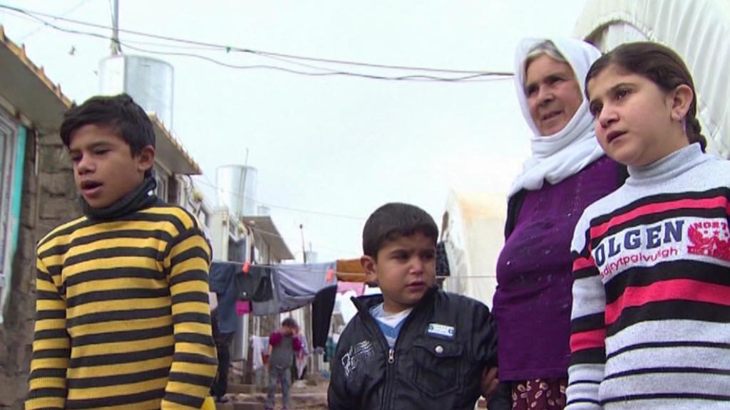 Děti, které utekly ze spárů IS