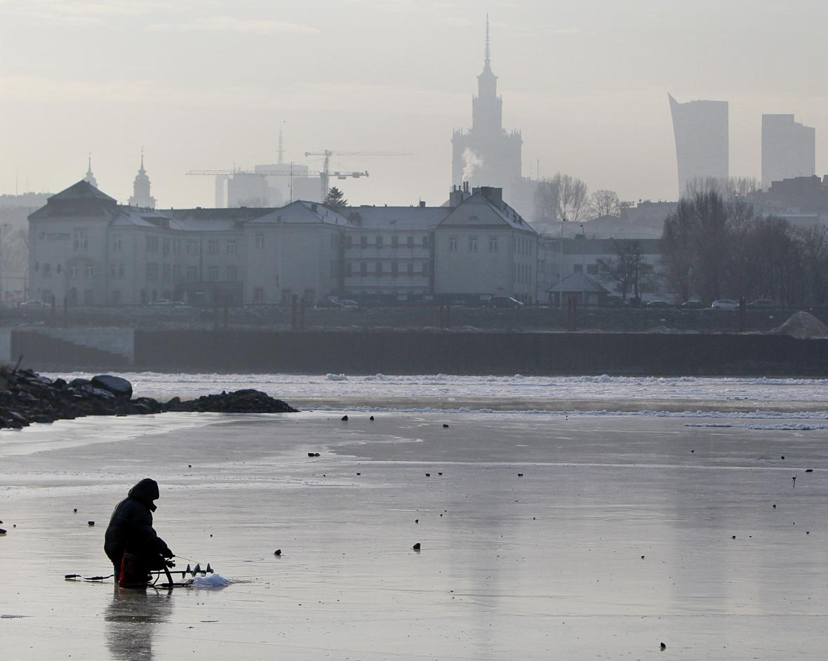 Zima v Polsku