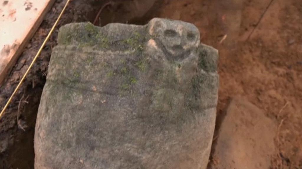 Archeologické nálezy v honduraské džungli
