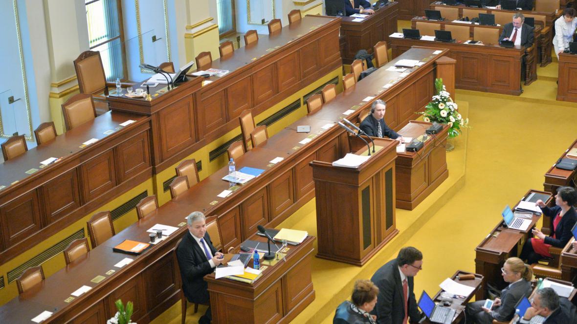 Poslanecká sněmovna řeší EET