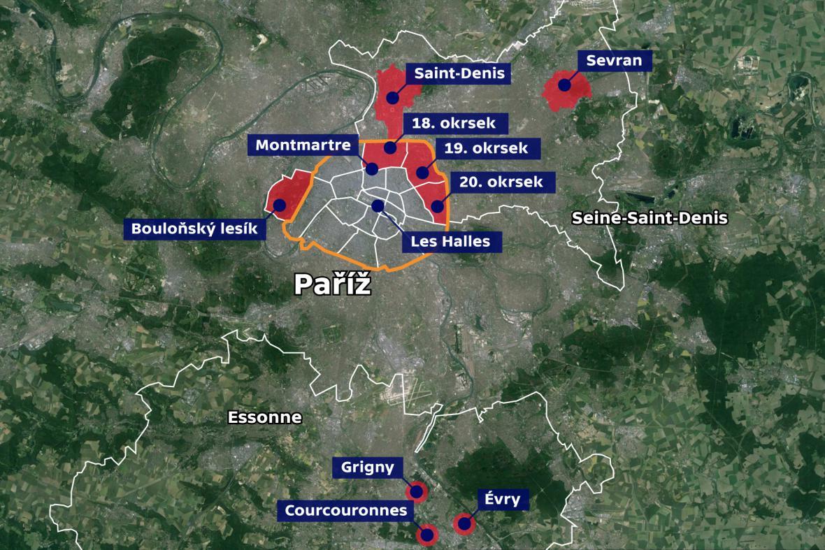 Pařížské no-go zóny