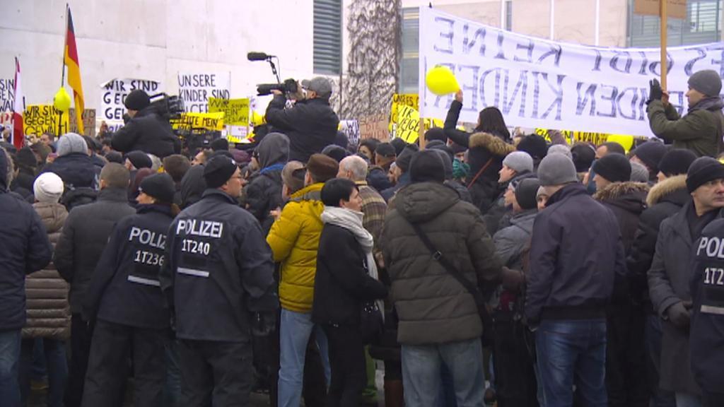 Reportáž vyvolala v Německu silné vášně