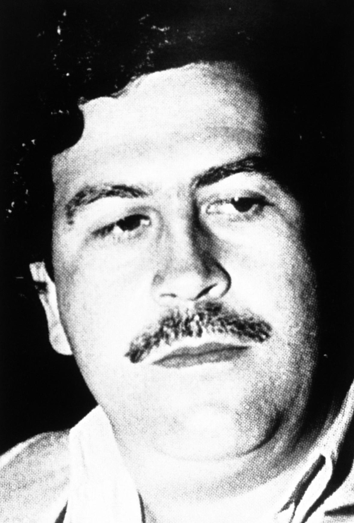 Narkobaron Pablo Escobar