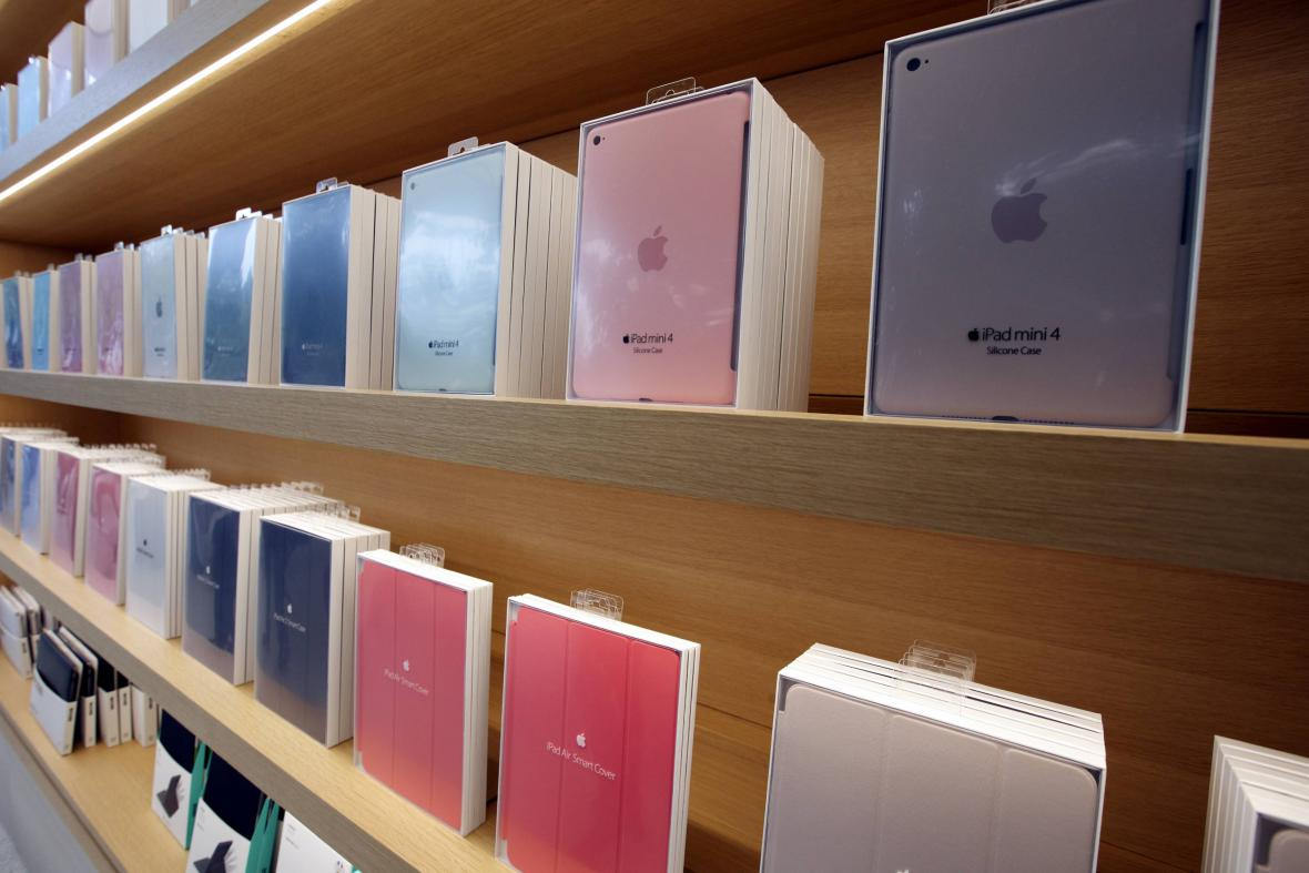 Prodej Apple