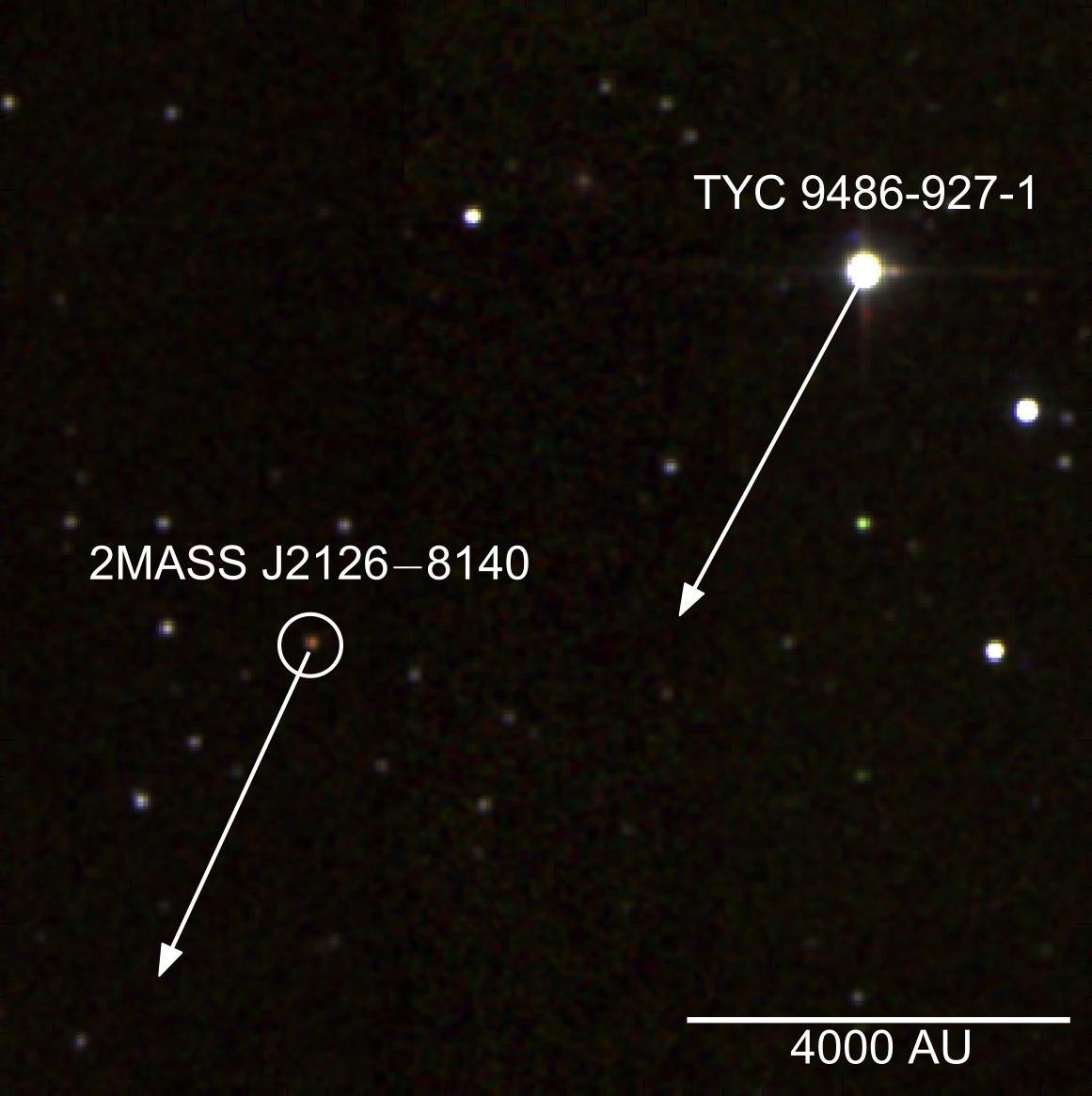 Objev největší sluneční soustavy