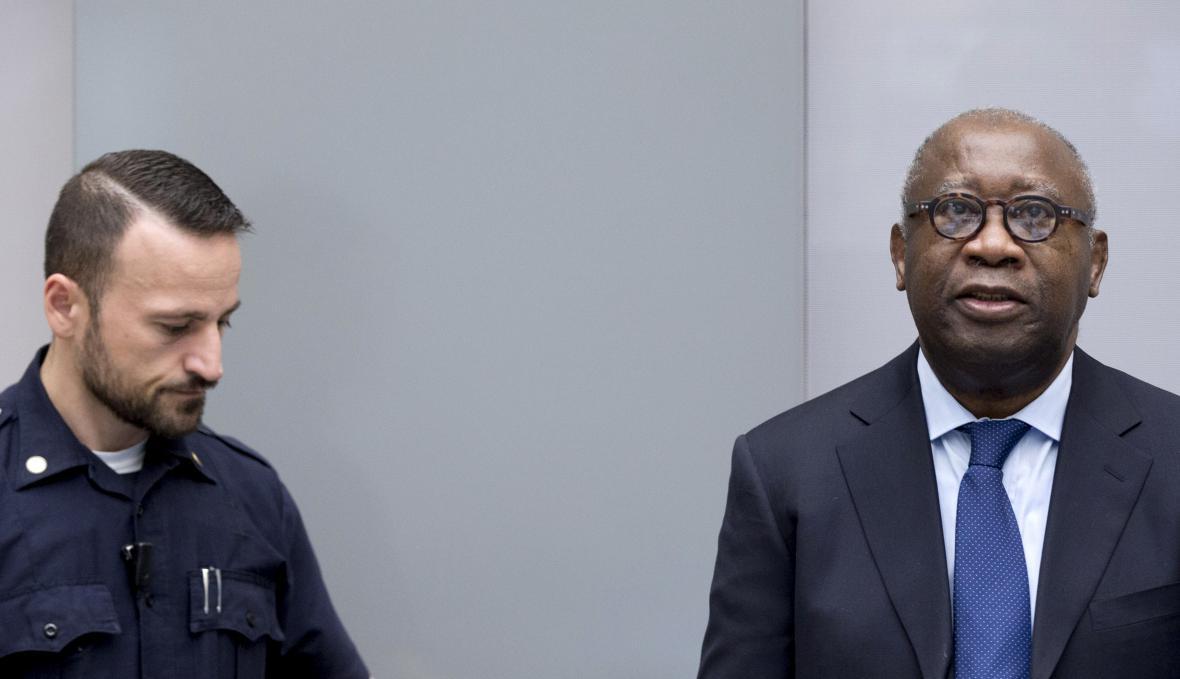 Proce s Laurentem Gbagbem