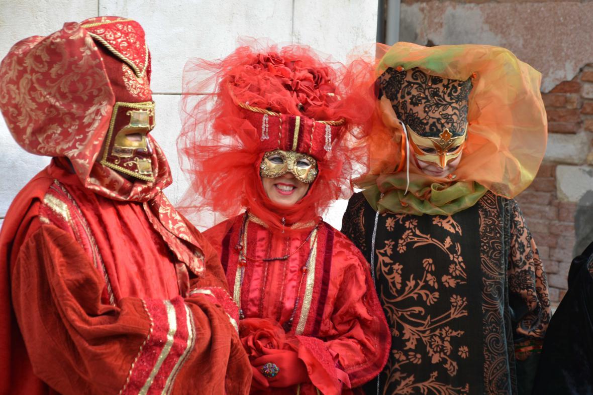 Benátský karneval