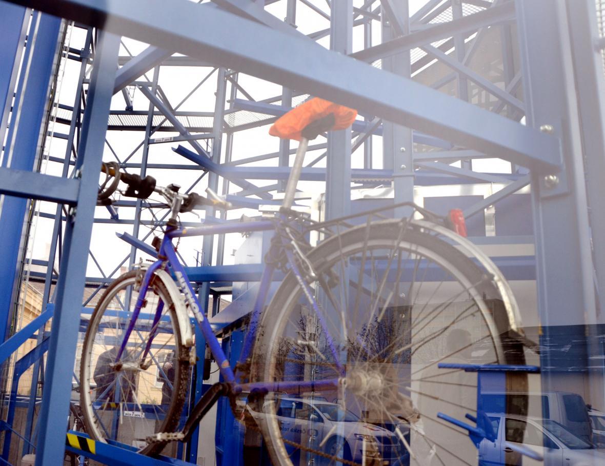 Cyklověž v Přerově
