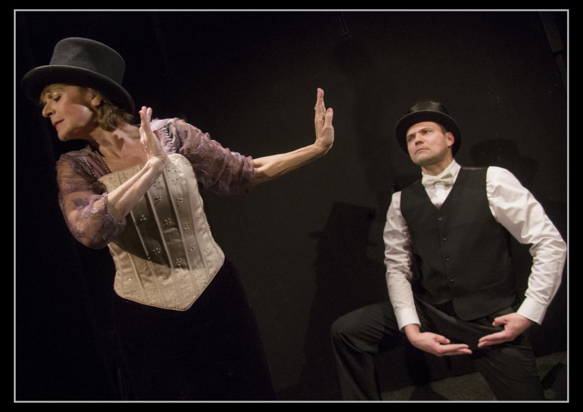 Když teče do bot (Divadlo Viola)