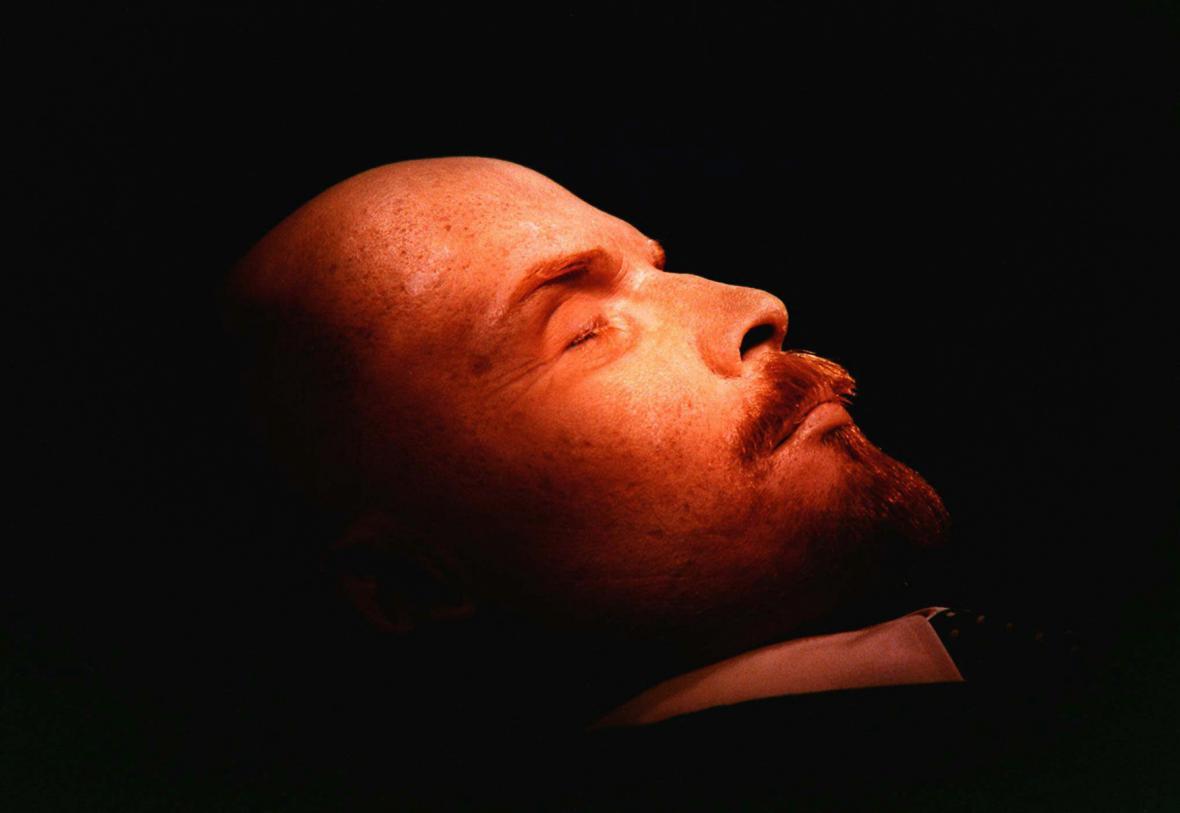 Leninovo mauzoleum