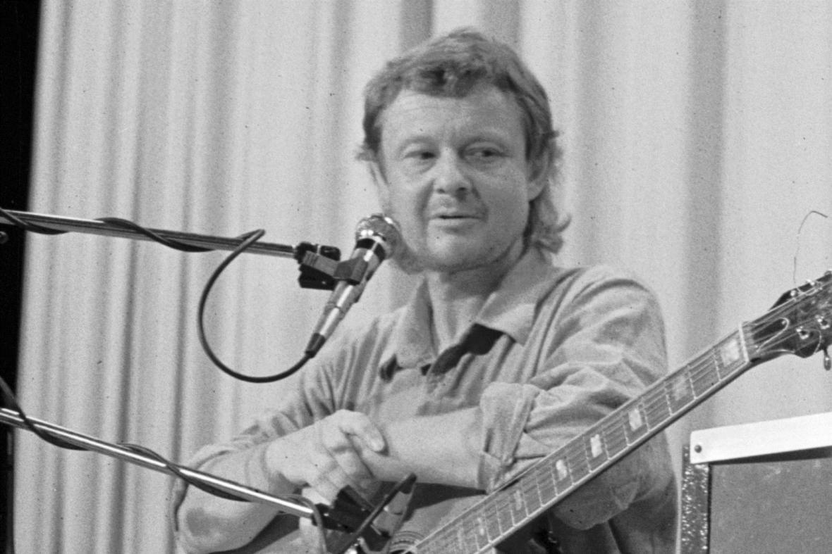 Vladimír Merta v roce 1989