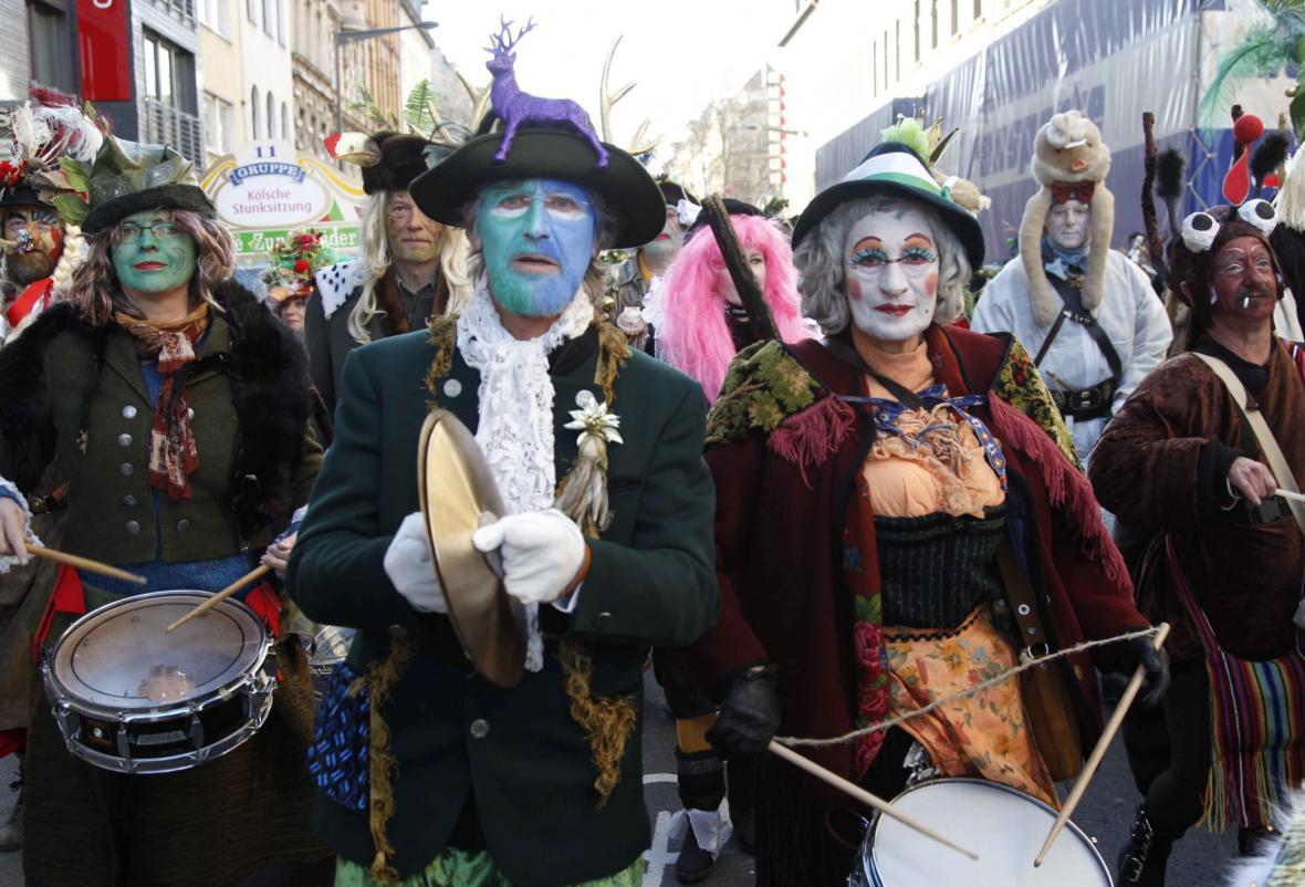 Karneval v Kolíně nad Rýnem