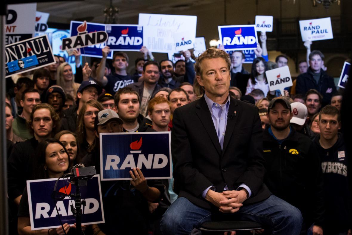 Republikán Rand Paul