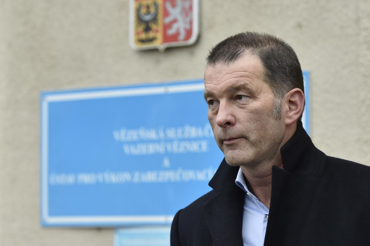 Jeden ze Zadehových advokátů Pavel Čapčuch