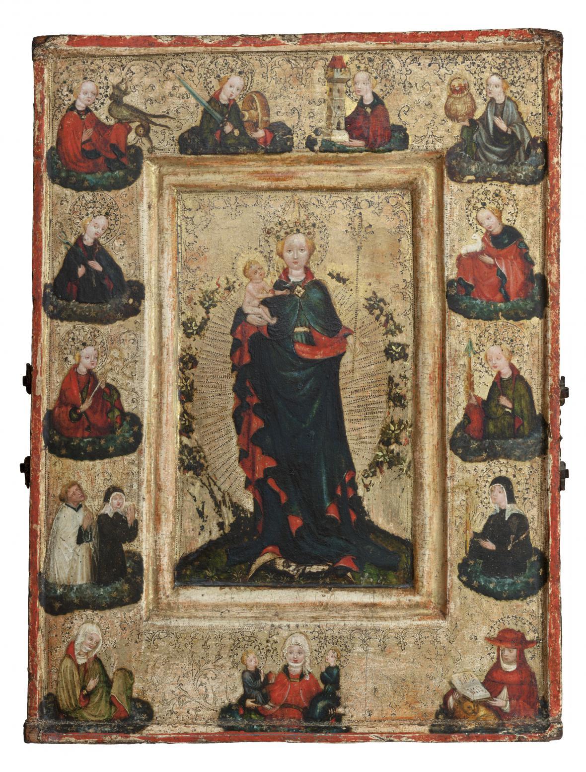 Assumpta Lannova, 1450