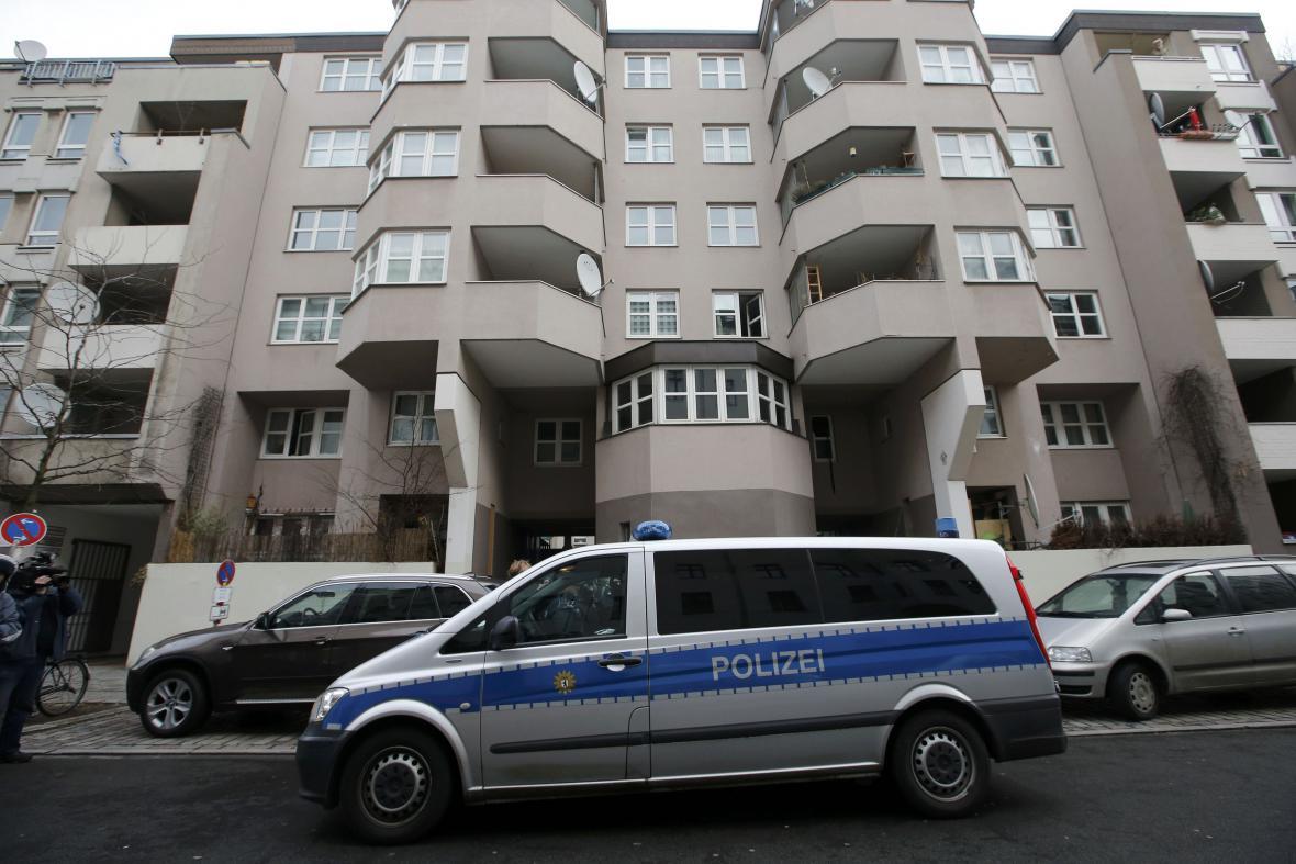 Zátah na podezřelé islamisty v Německu
