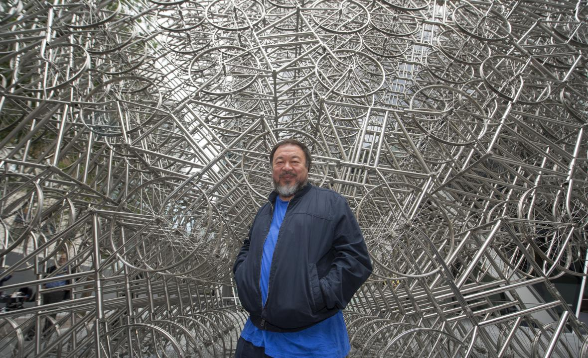 Aj Wej-Wej: Forever Bicycles