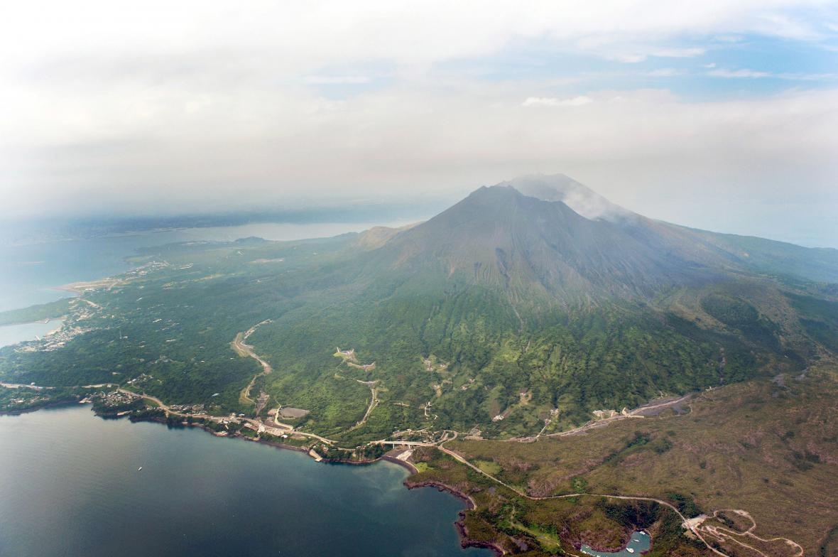 Sopka Sakuradžima