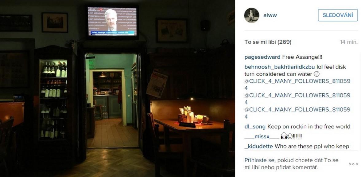 Instagram Aj Wej-weje