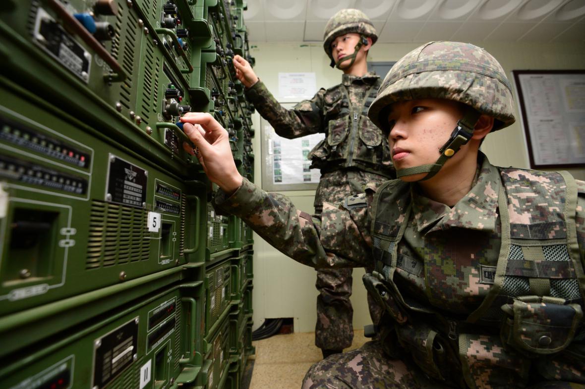 Vojenští technici