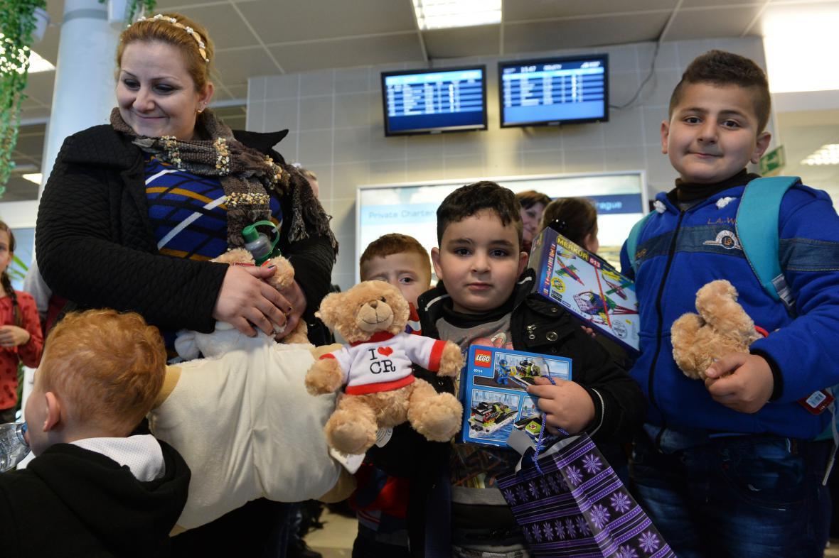 Uprchlíci z Iráku