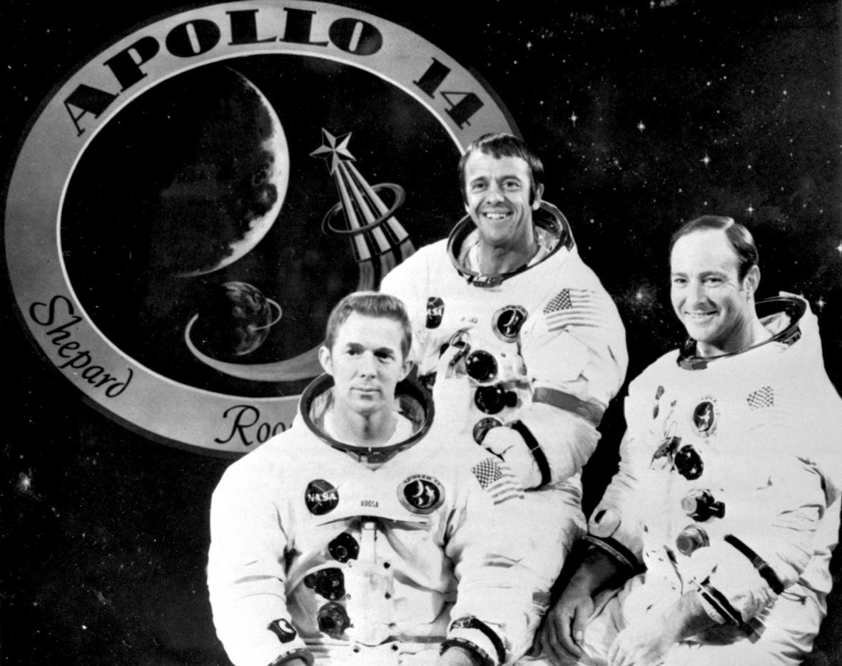Posádka kosmické lodi Apollo 14