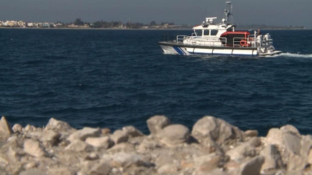 Pobřežní stráž Frontex