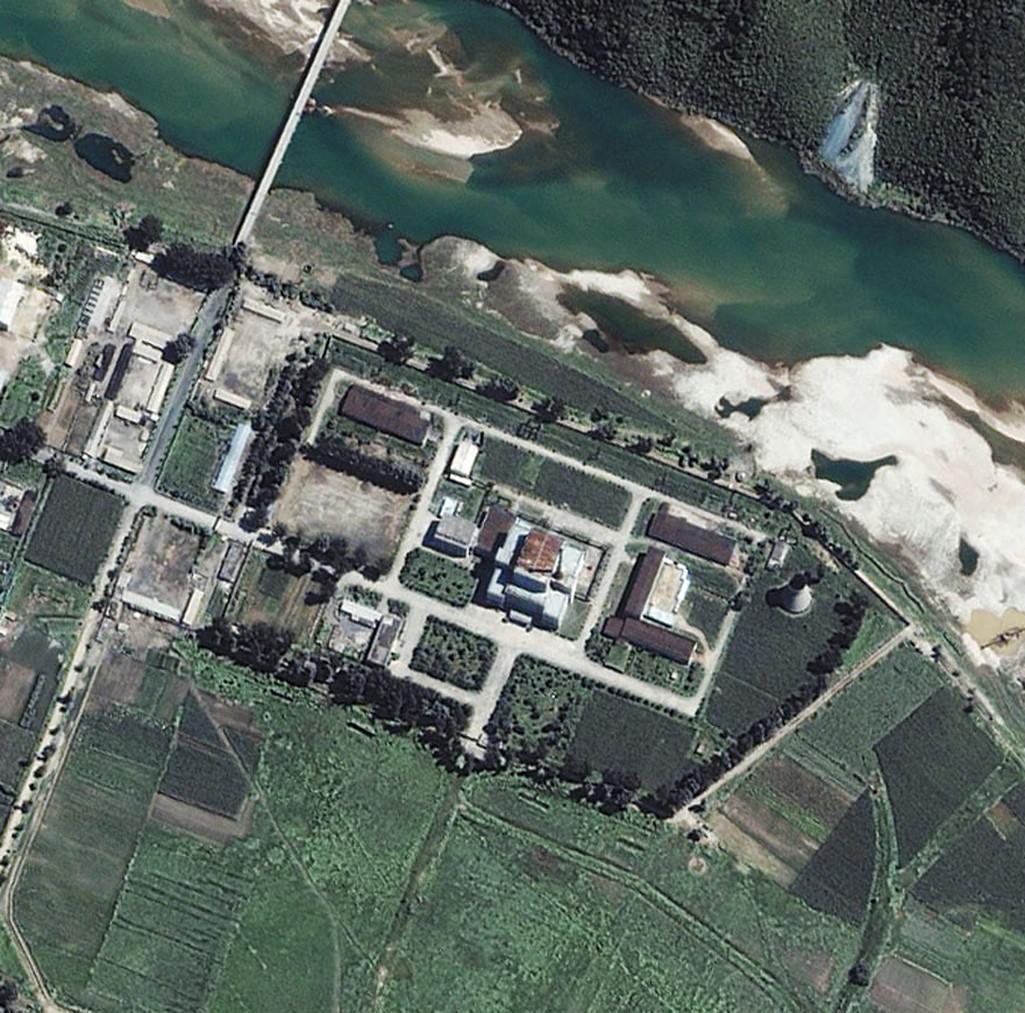 Jaderný komplex v KLDR