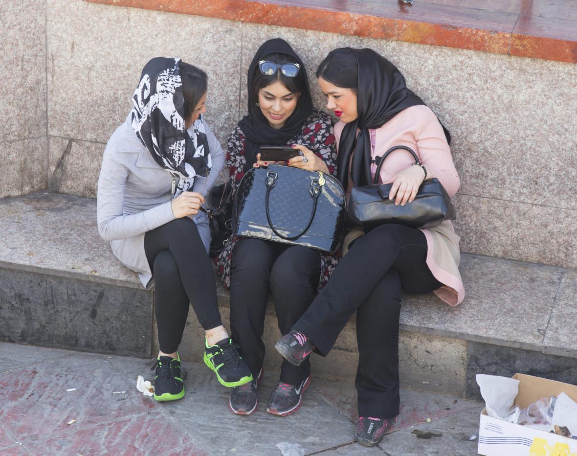 Mladé Íránky