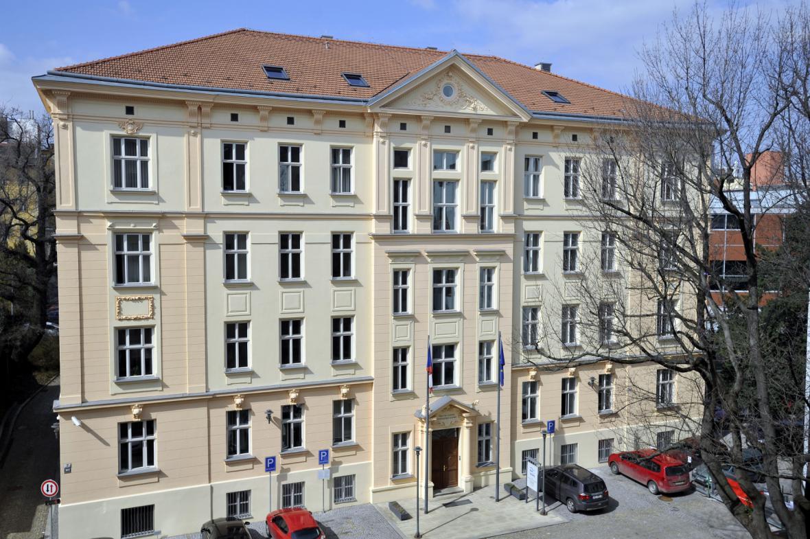Sídlo Úřadu pro ochranu hospodářské soutěže v Brně