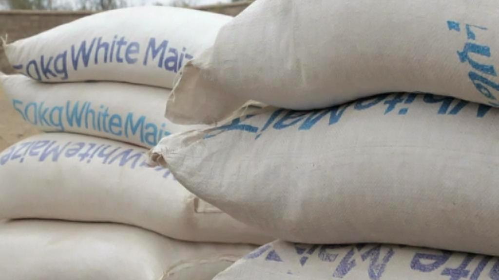 Potravinová pomoc pro Afriku
