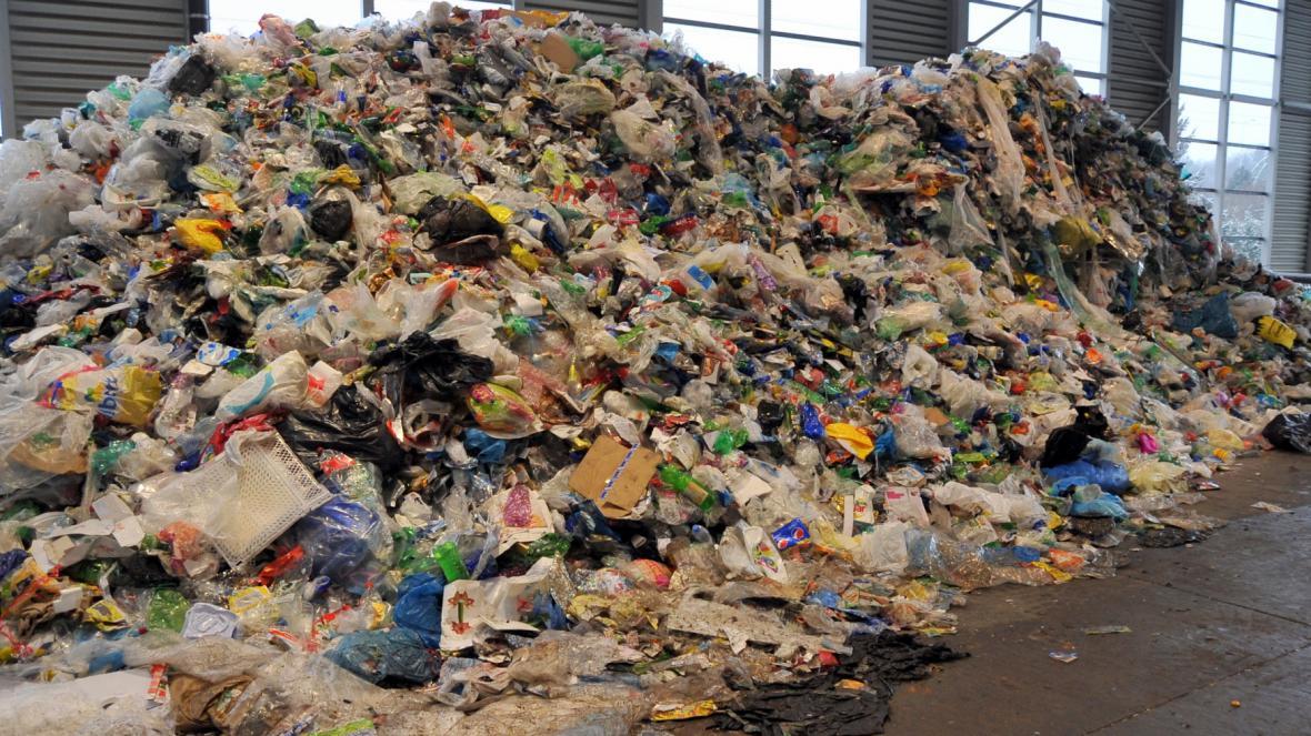 Spalovna odpadků v Brně