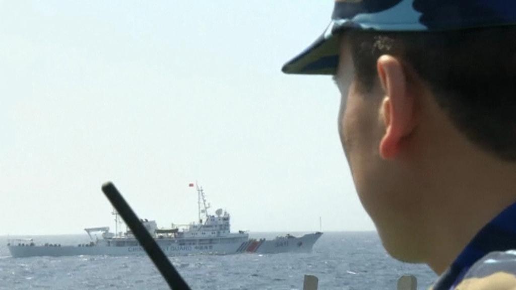 Napětí v Jihočínském moři