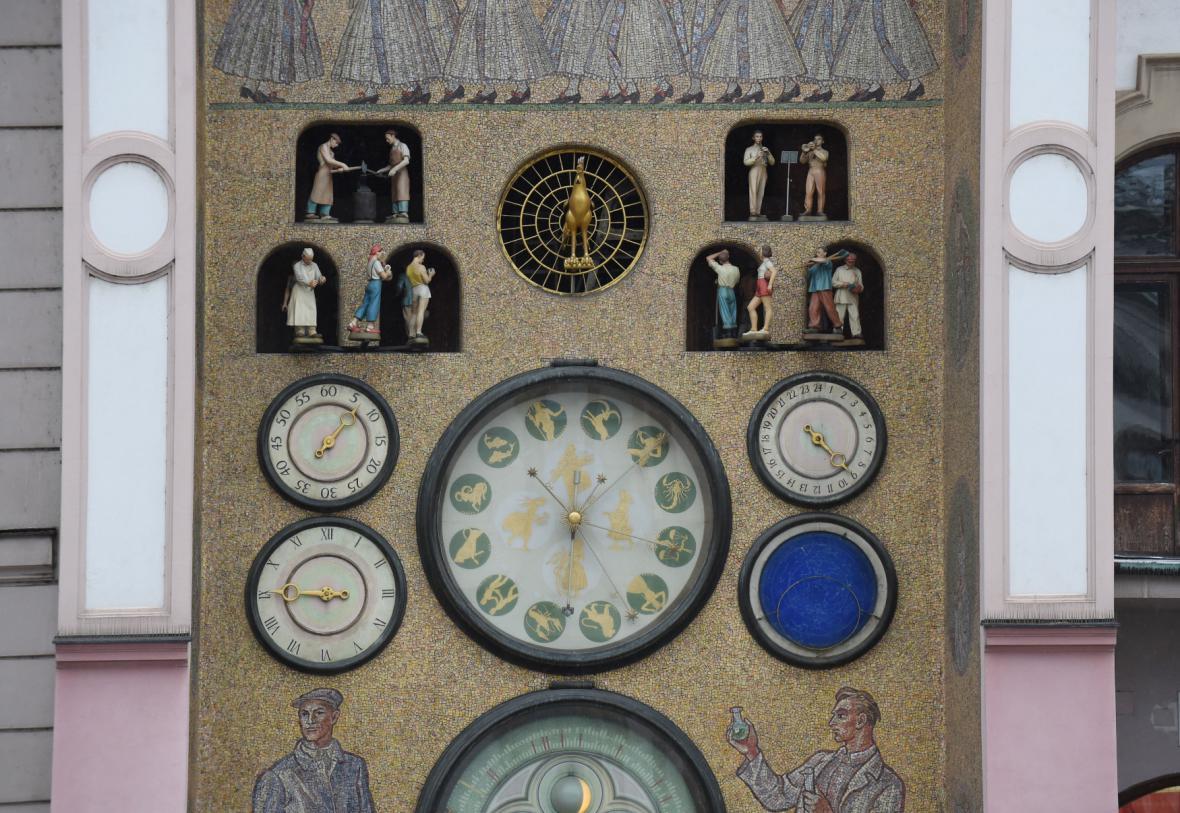 Olomoucký orloj