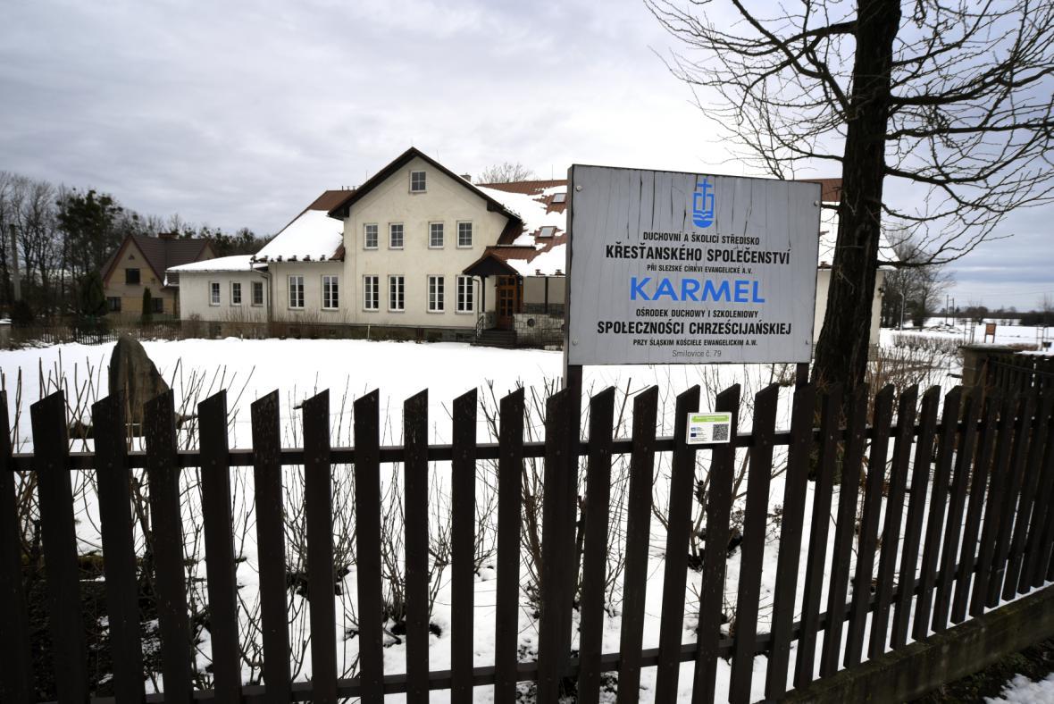 Křesťanské středisko Karmel ve Smilovicích