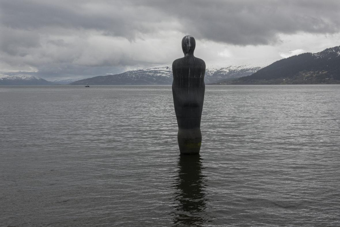 Norské turistické trasy -