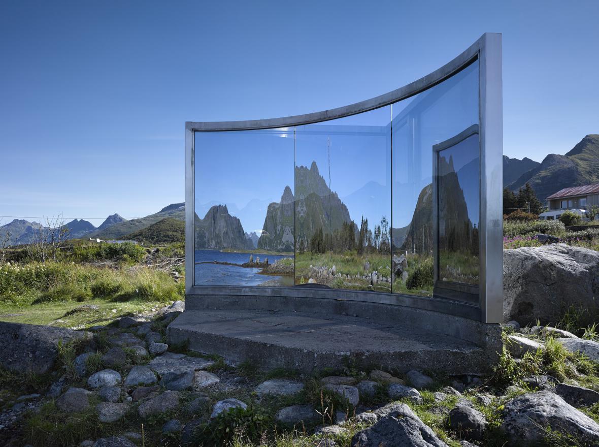 Norské turistické trasy