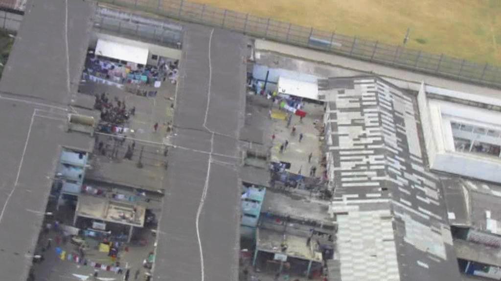 Věznice La Modelo v Kolumbii