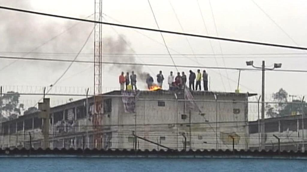 Nepokoje v kolumbijské věznici La Modelo