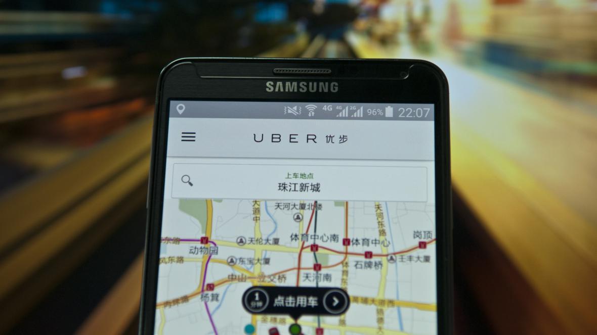 Uber ztrácí v Číně každý rok miliardu dolarů