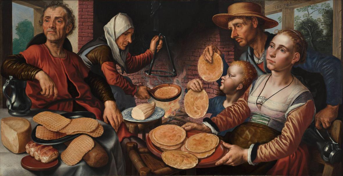 Pieter Aertsen / Pancake