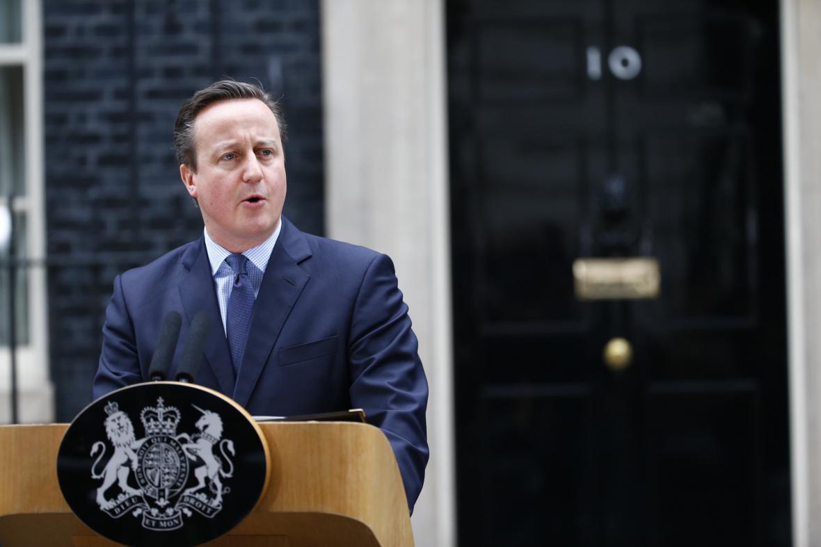 David Cameron ohlásil datum referenda