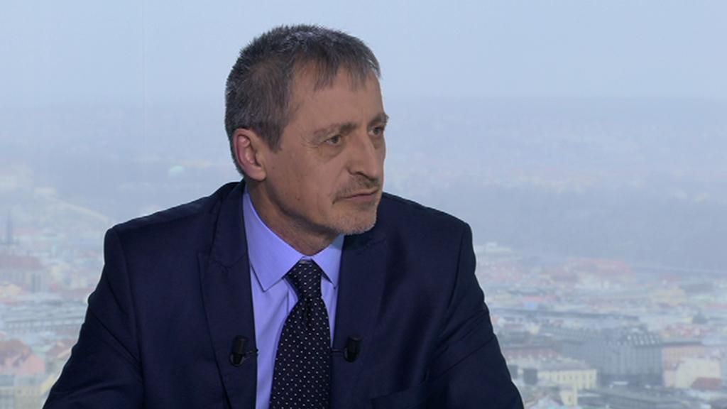 Ministr obrany Martin Stropnický v OVM