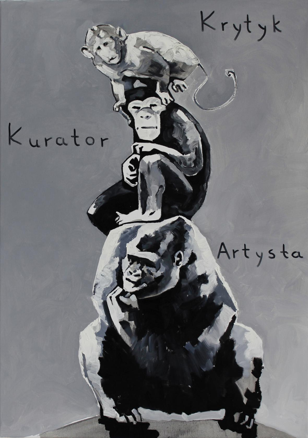 The Krasnals / Pyramida zvířat, 2008