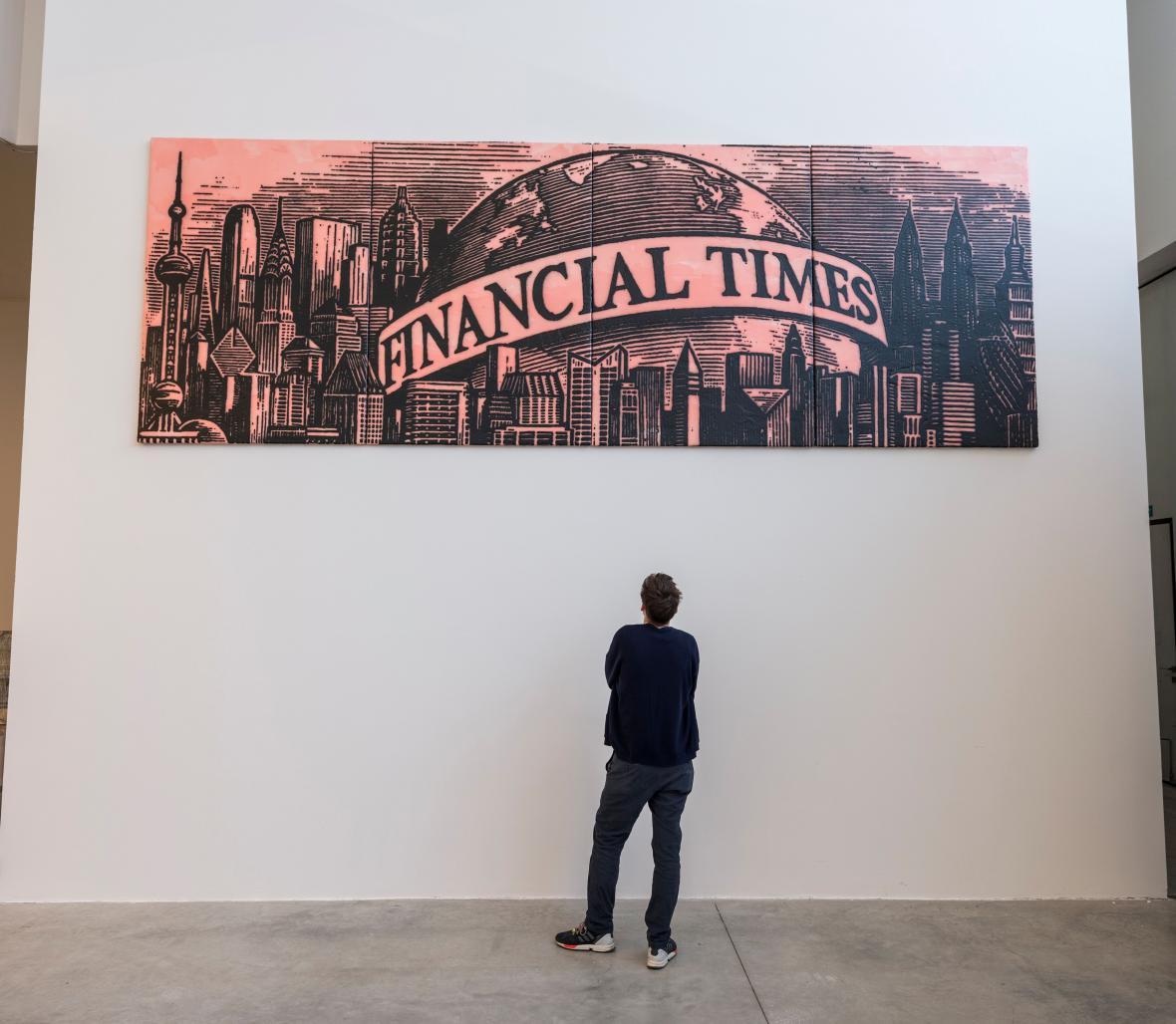 José María Cano / Financial Times, 2013
