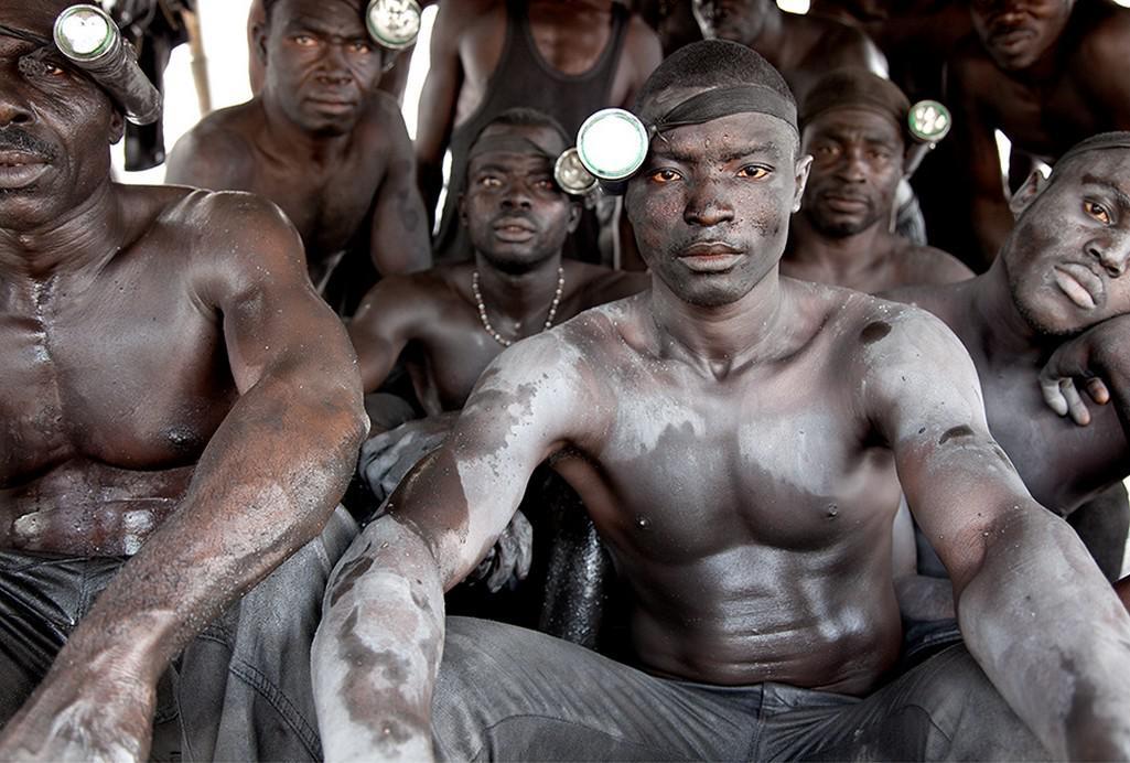 Lisa Kristine / Cena zlata, Ghana, 2010