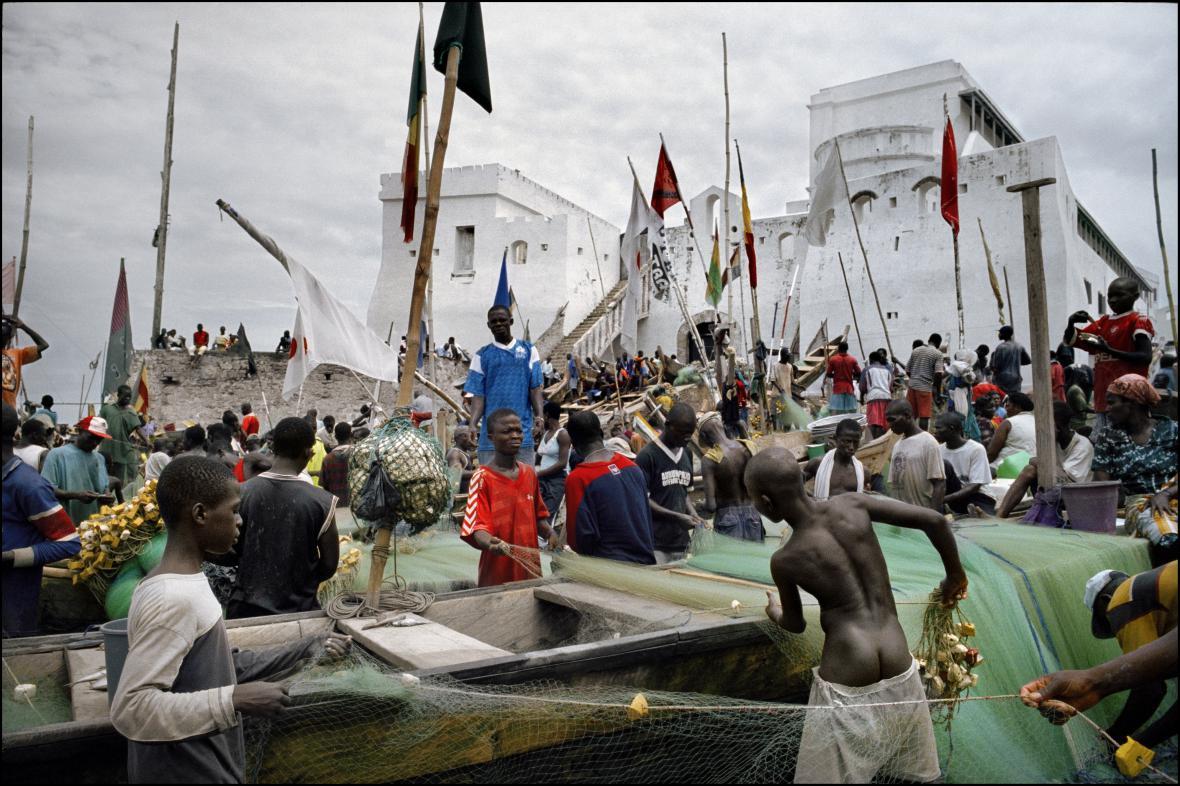 Ian Berry / Ghana, Cape Coast, 2007