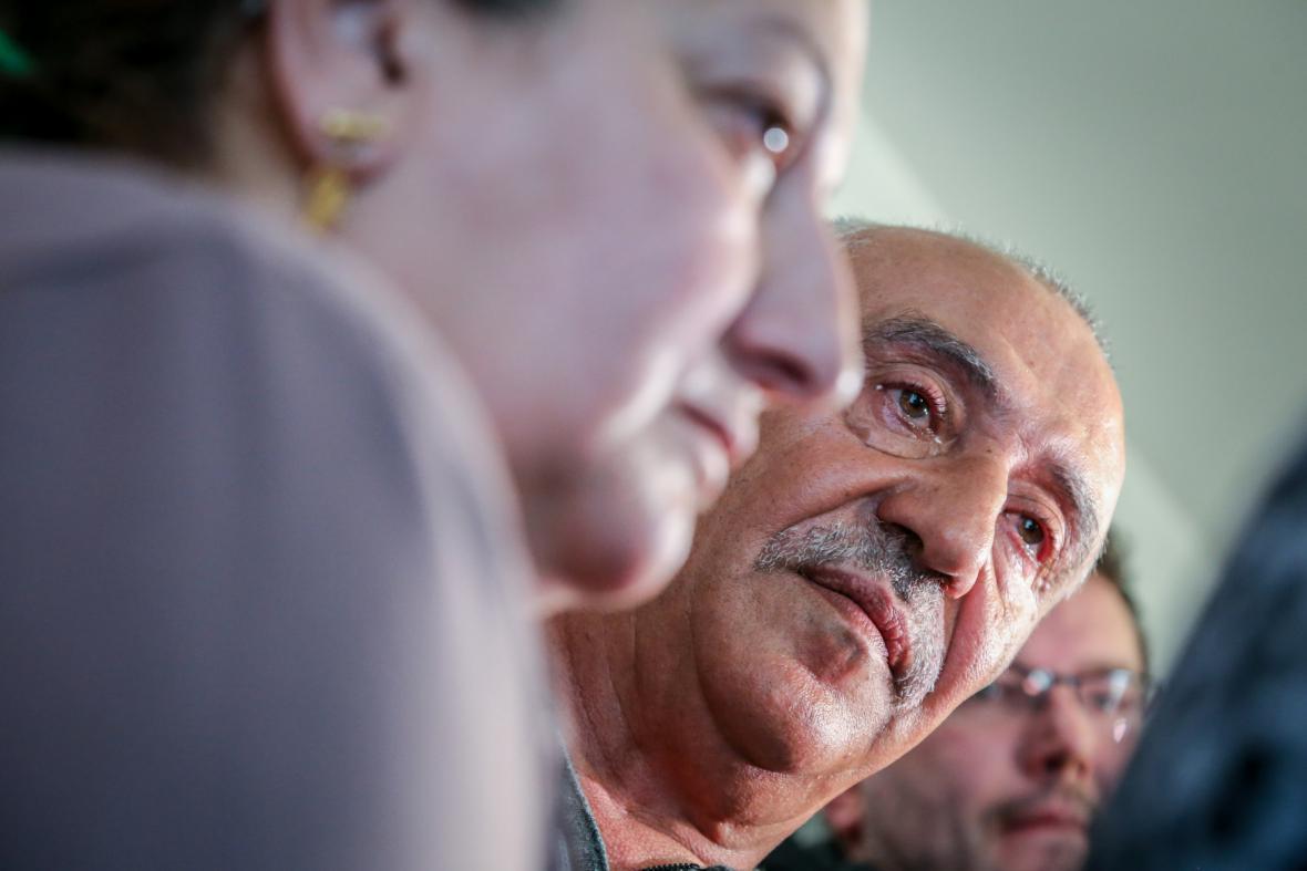 Iráčtí hosté střediska Karmel ve Smilovicích