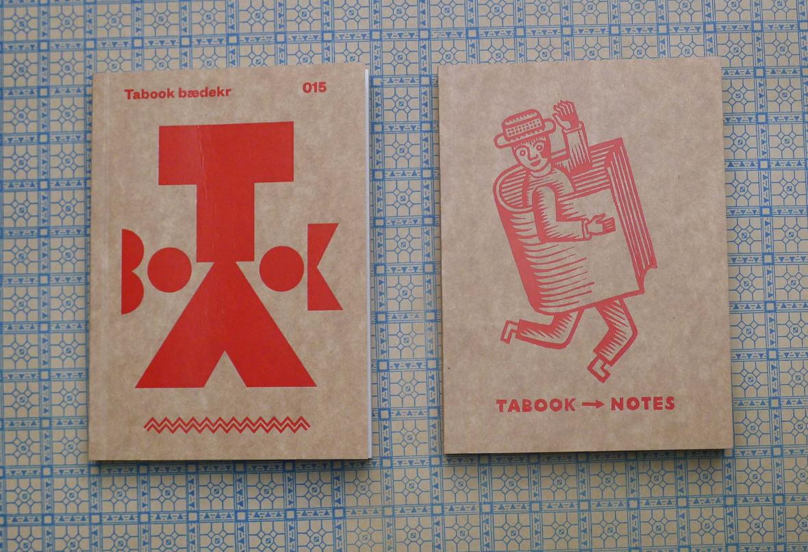 Juraj Horváth / projekt TABOOK (spolupráce Jan Čumlivski)